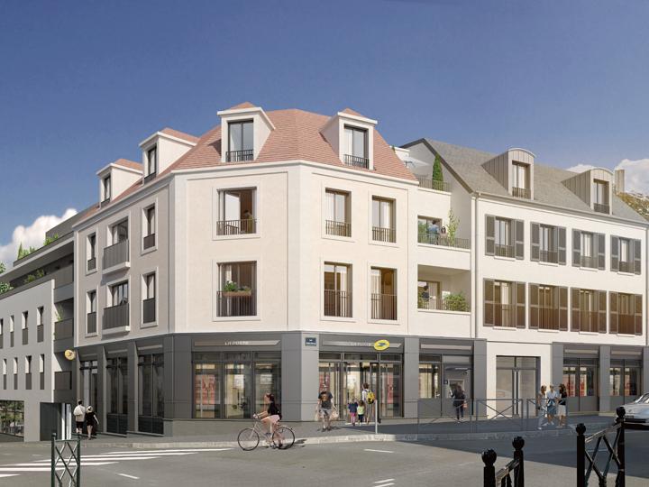 Nouveau lancement commercial en nue-propriété à Sucy-en-Brie (94)
