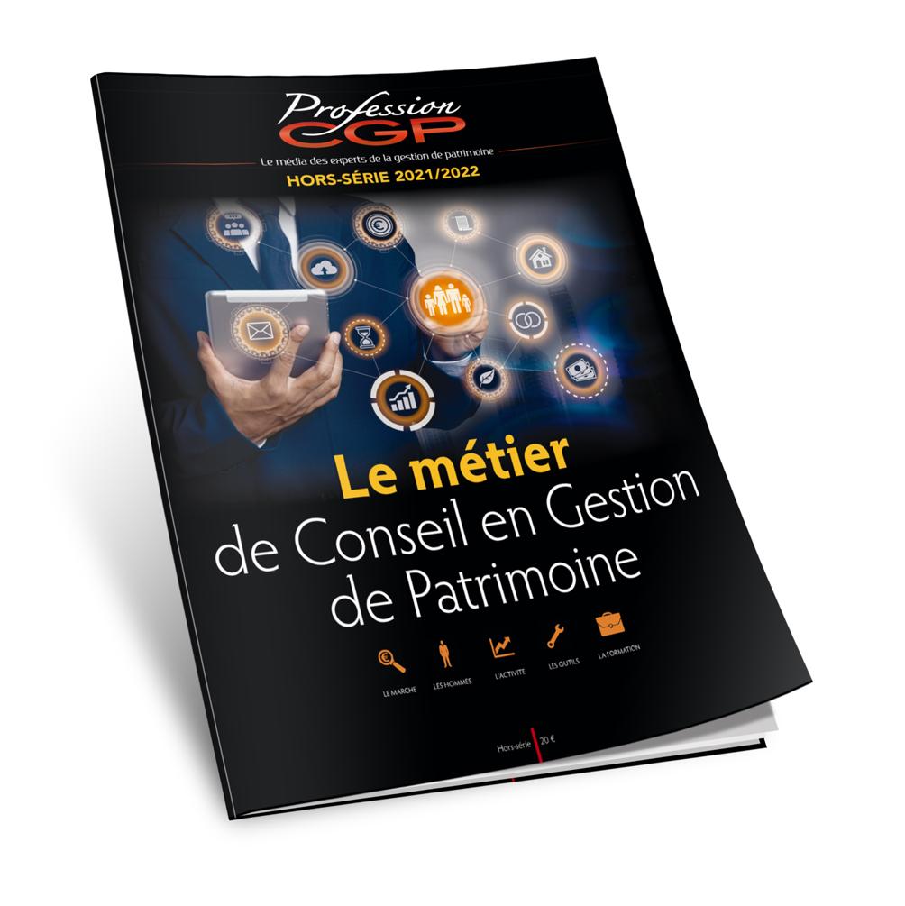Hors série PROFESSION CGP 2021-2022