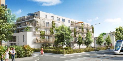 Nouveau lancement commercial en nue-propriété à Toulouse