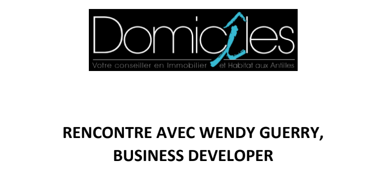 Rencontre avec Wendy Guerry, Business developer Outremer Funding