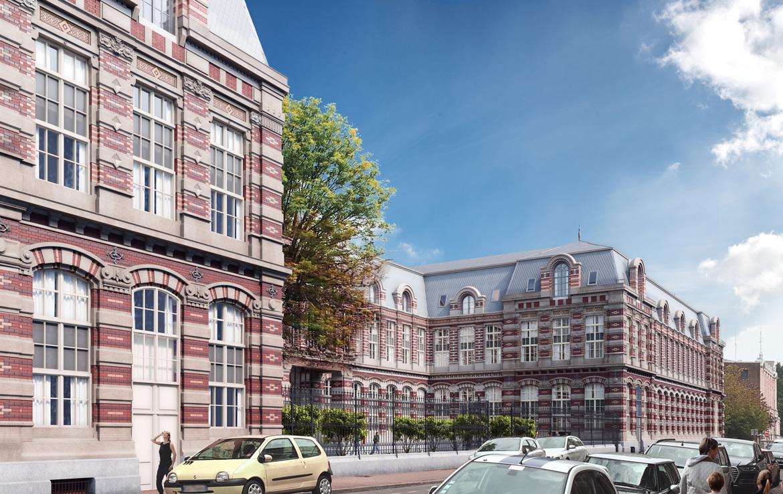 Nouveau lancement commercial en nue-propriété à Lille