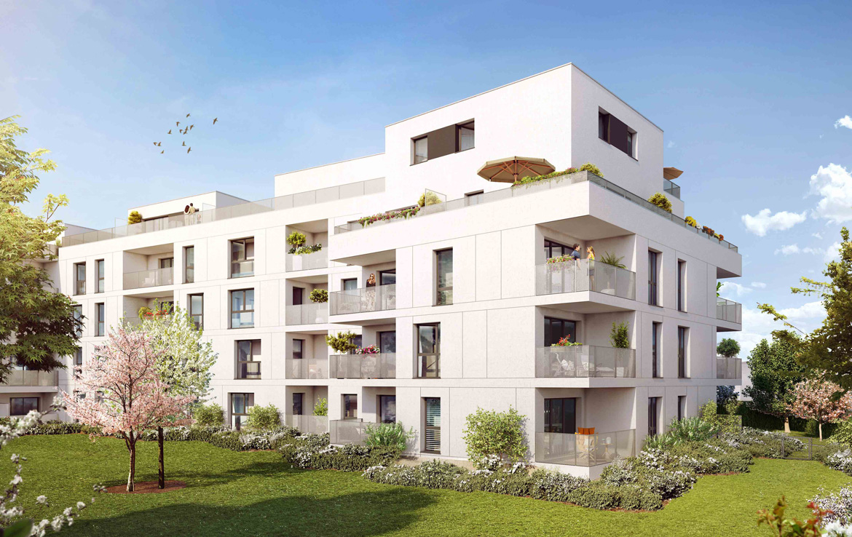 Nouveau lancement commercial en nue-propriété à Rennes