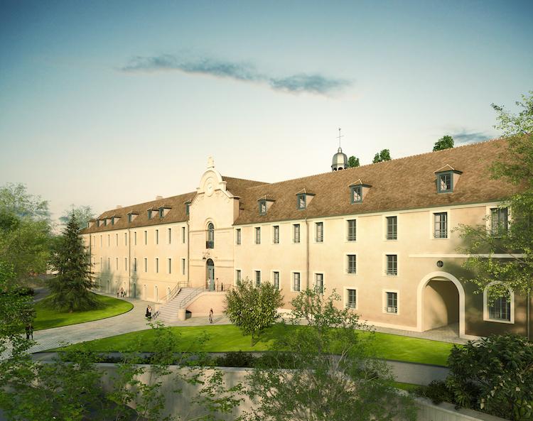 Investir - Monument Historique en Ile de France