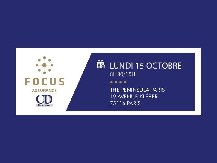3éme Focus CD Partenaires dédié à l'Assurance.