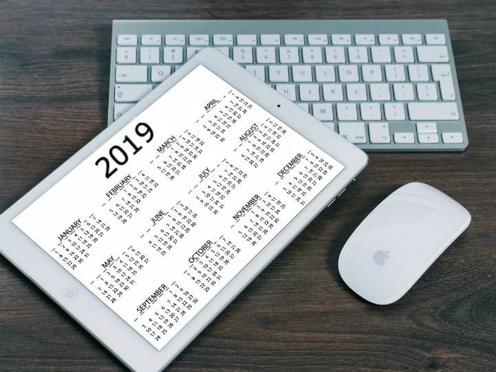 Le calendrier 2019 des manifestations pour les CGP