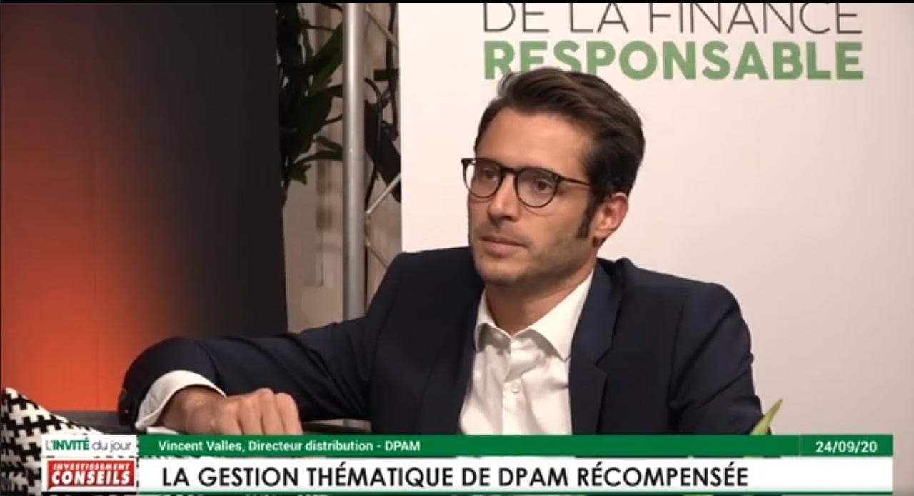 DPAM primé aux Trophées de la Finance Responsable 2020