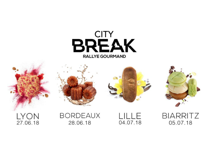 Les rendez-vous City Break de Nortia