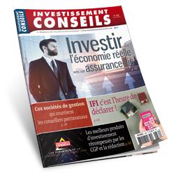 Investir, l'économie réelle avec son assurance vie