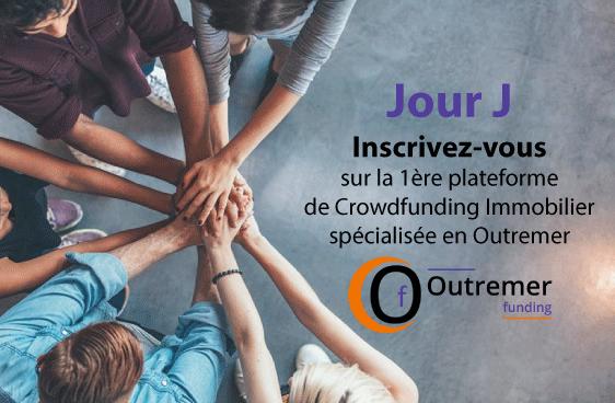 Lancement d'Outremer Funding, 1ère plateforme de Crowdfunding Immobilier spécialisée en Outremer, solution dédiée aux professionnels CGP/CIF