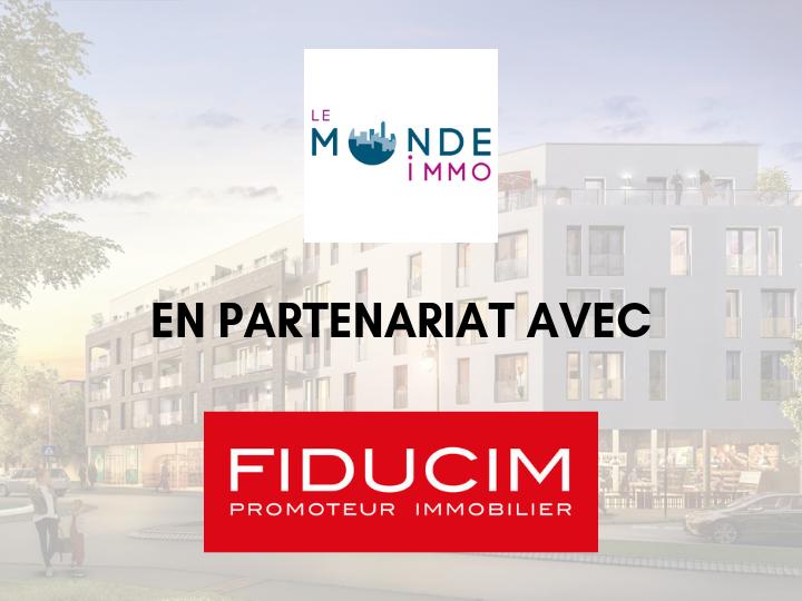 Le Monde Immo en partenariat avec le Groupe FIDUCIM