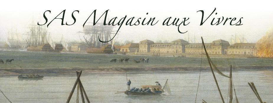 MAGASIN AUX VIVRES