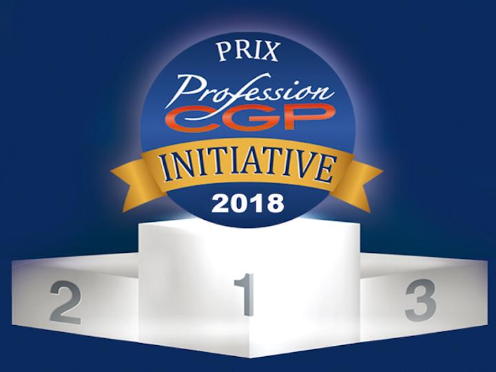 Prix de l'Initiative 2018 : ISR