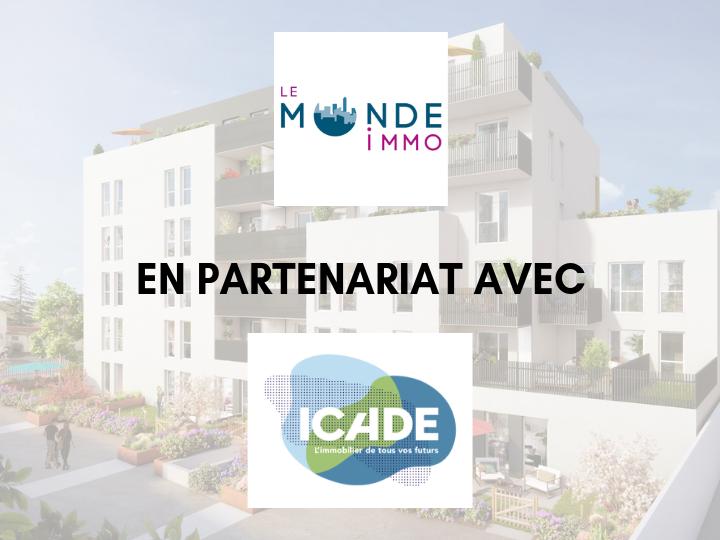 Le Monde Immo en partenariat avec lCADE
