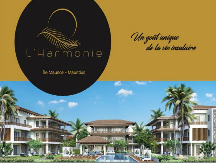 La résidence l'Harmonie - Ile Maurice