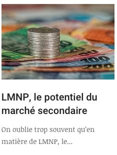 LMNP, le potentiel du marché secondaire