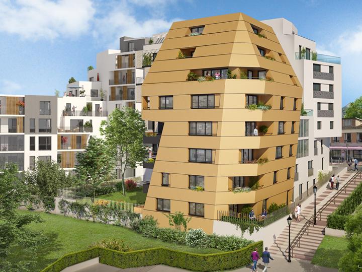 Nouveau lancement commercial en nue-propriété à Issy-les-Moulineaux (92)