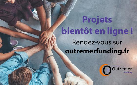Nous vous donnons rendez-vous demain, mercredi 25 avril, pour la mise en ligne de nos nouveaux projets sur www.outremerfunding.fr. Investissez et bénéficiez d'un taux de lancement de 6%.